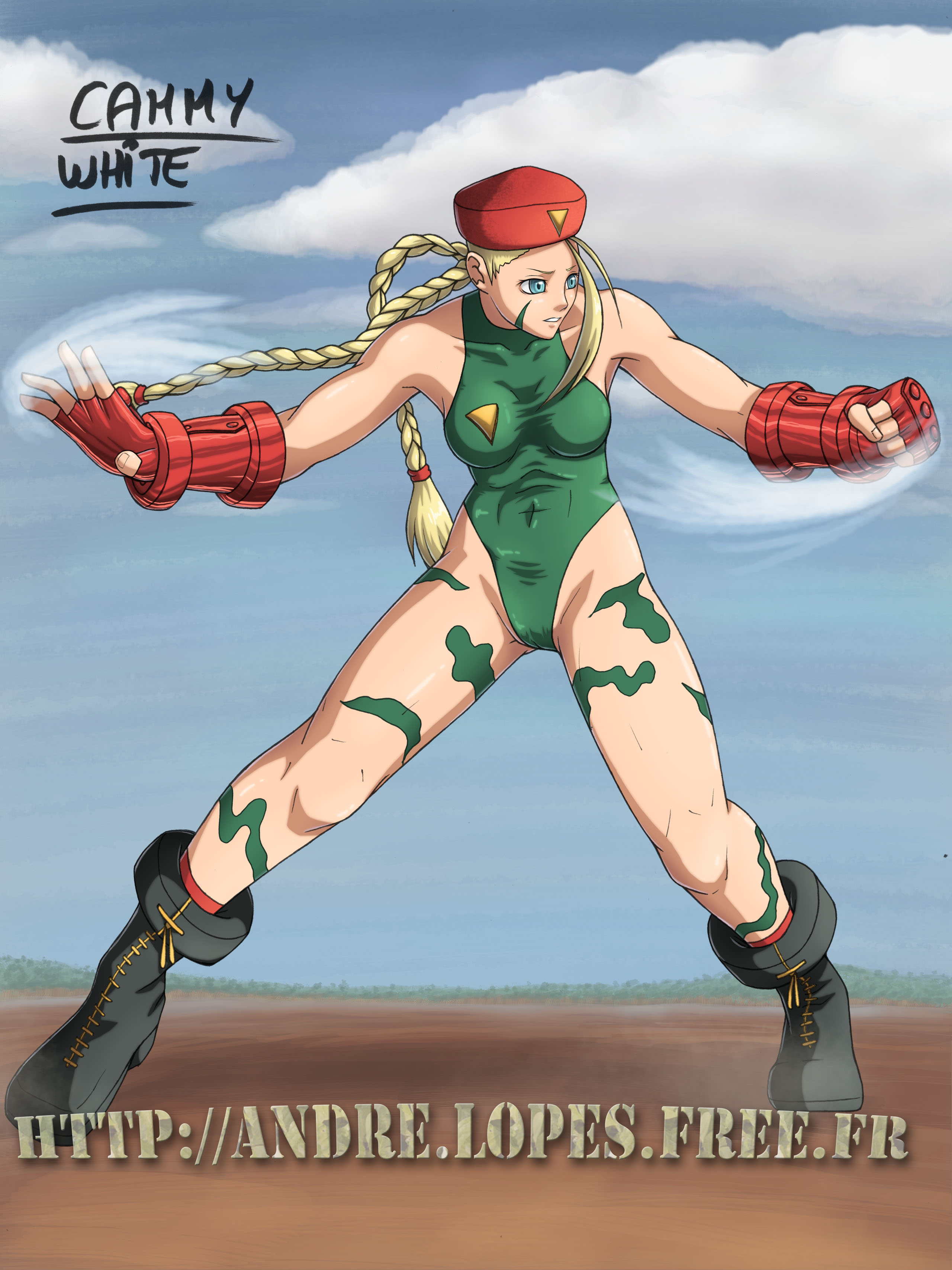 Cammy SF4